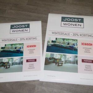 reclameposter Mooi reclamewerk delft zoetermeer den hoorn schipluiden