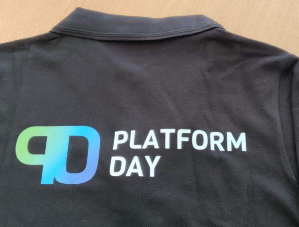 polo bedrukken delft zoetermeer platform day