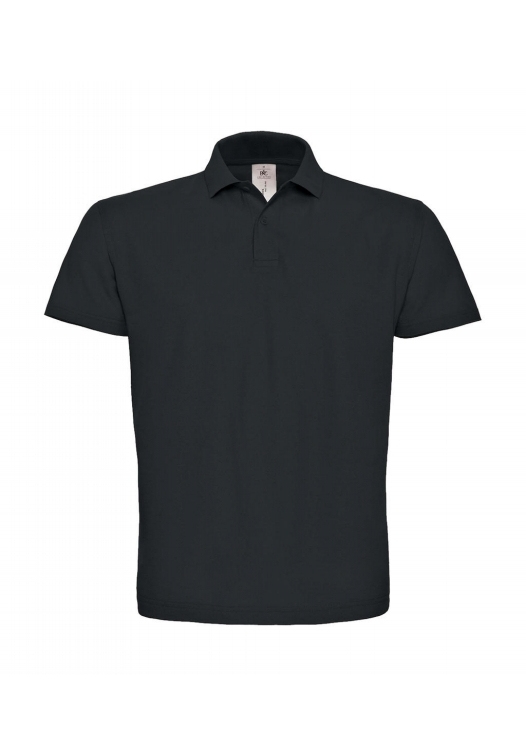 polo kleding bedrukken antraciet