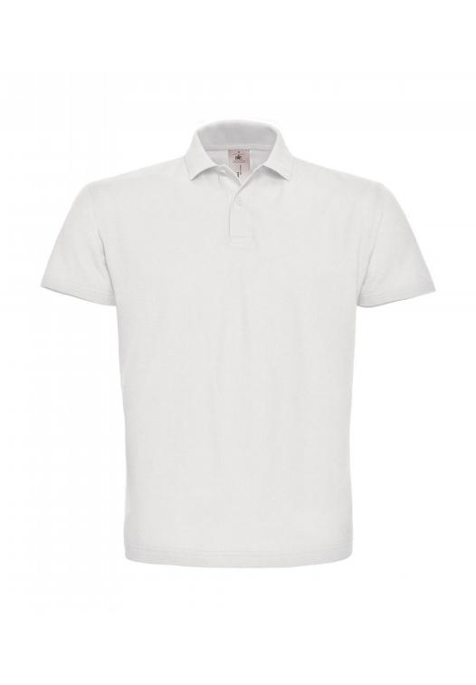 polo kleding bedrukken wit